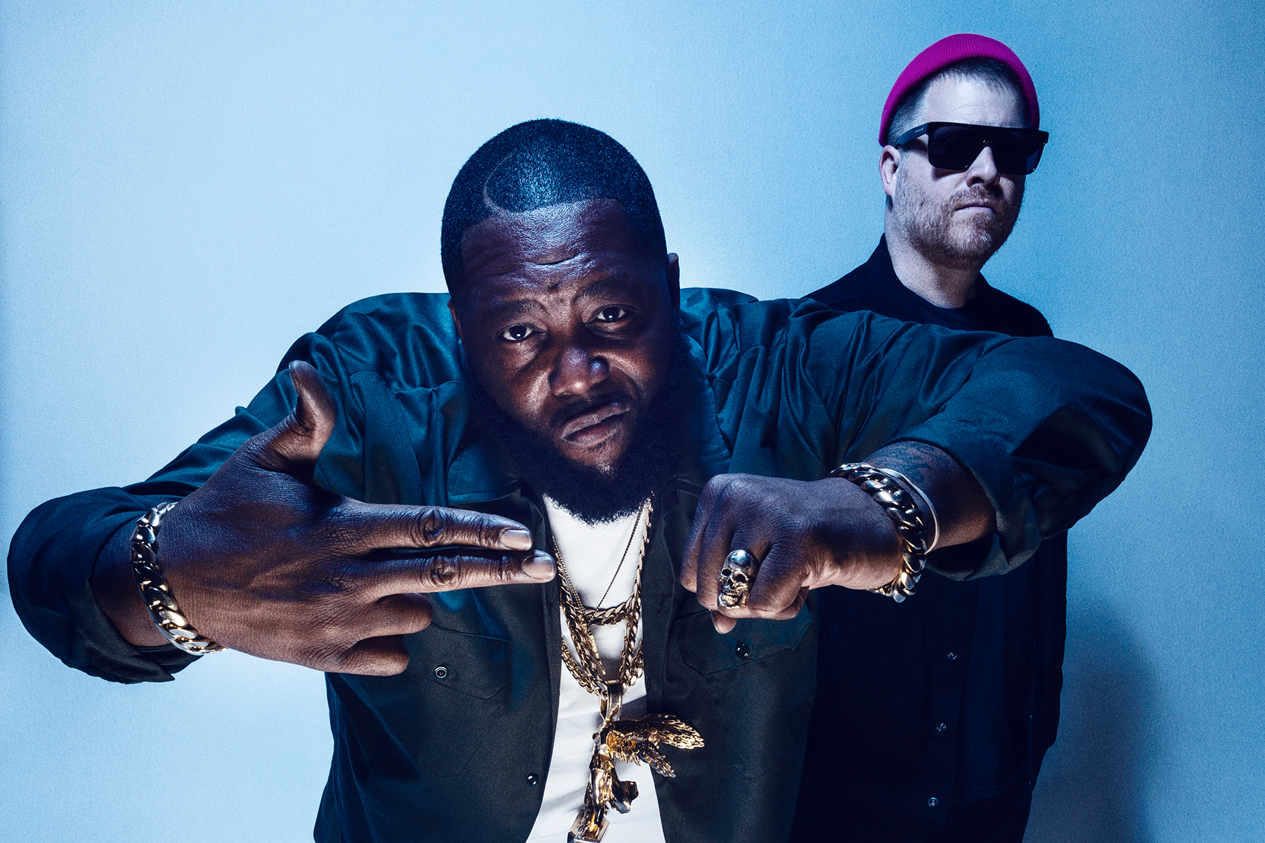 Review: Run the Jewels, 'RTJ4' - Rolling Stone