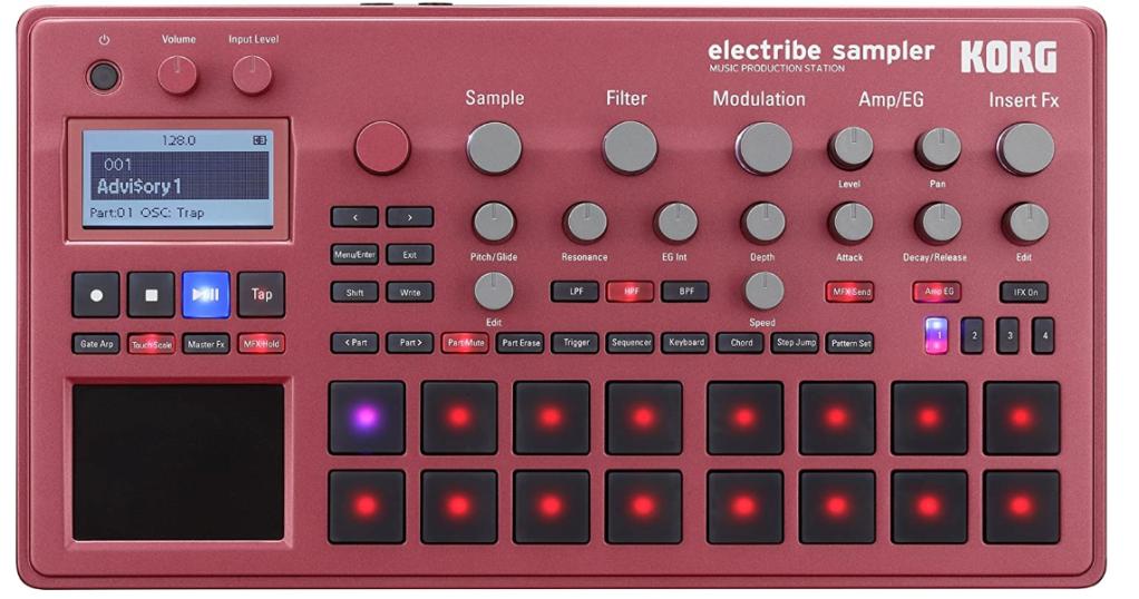 Korg Drum Machine (ELECTRIBE2SRD)
