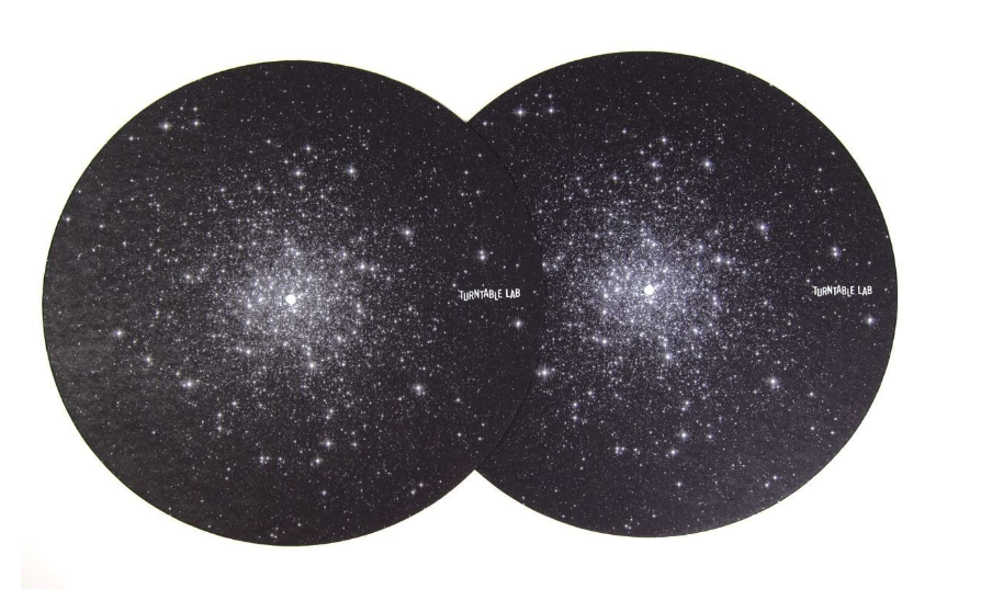 Turntable Lab: Spacemat Record Slipmat