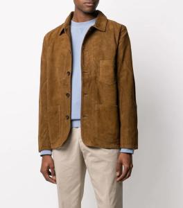 suede jacket collar mens