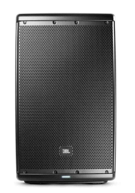 powered cabinet speaker jbl