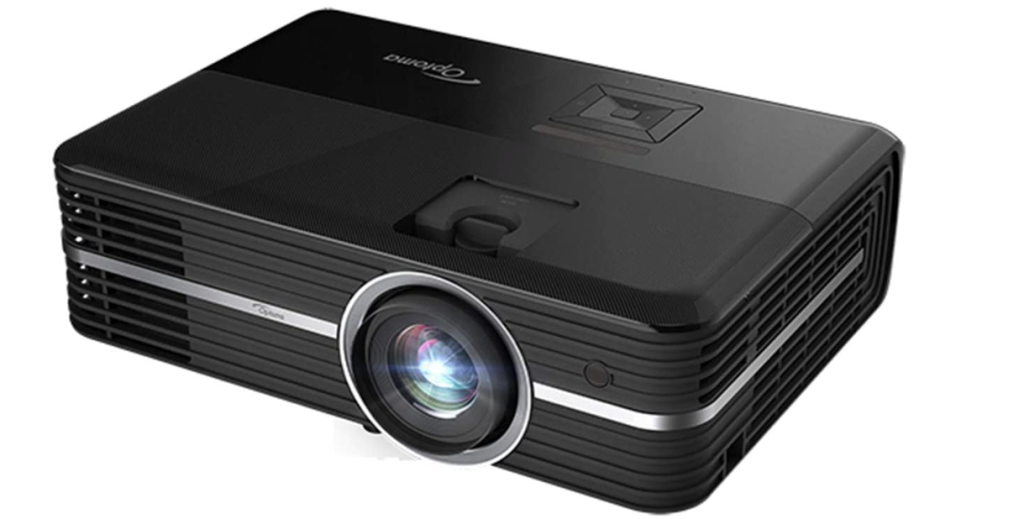 Optoma UHD51ALV True 4K UHD Smart Projector with HDR