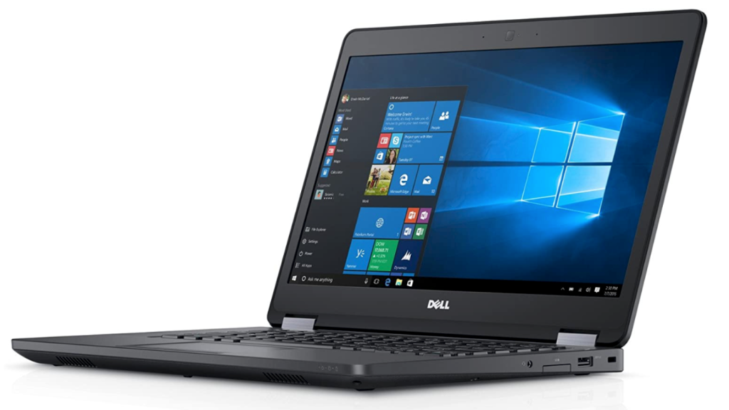 Fast Dell Latitude E5470 HD Business Laptop