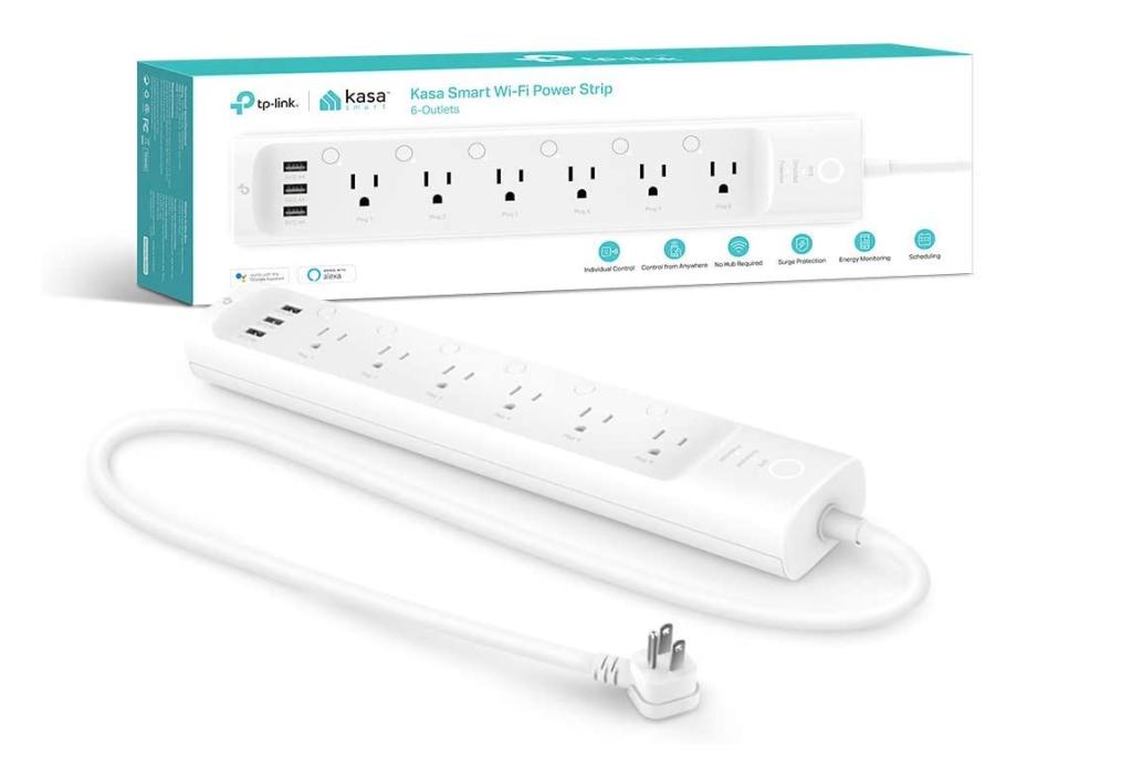 Kasa Smart Plug Power Strip