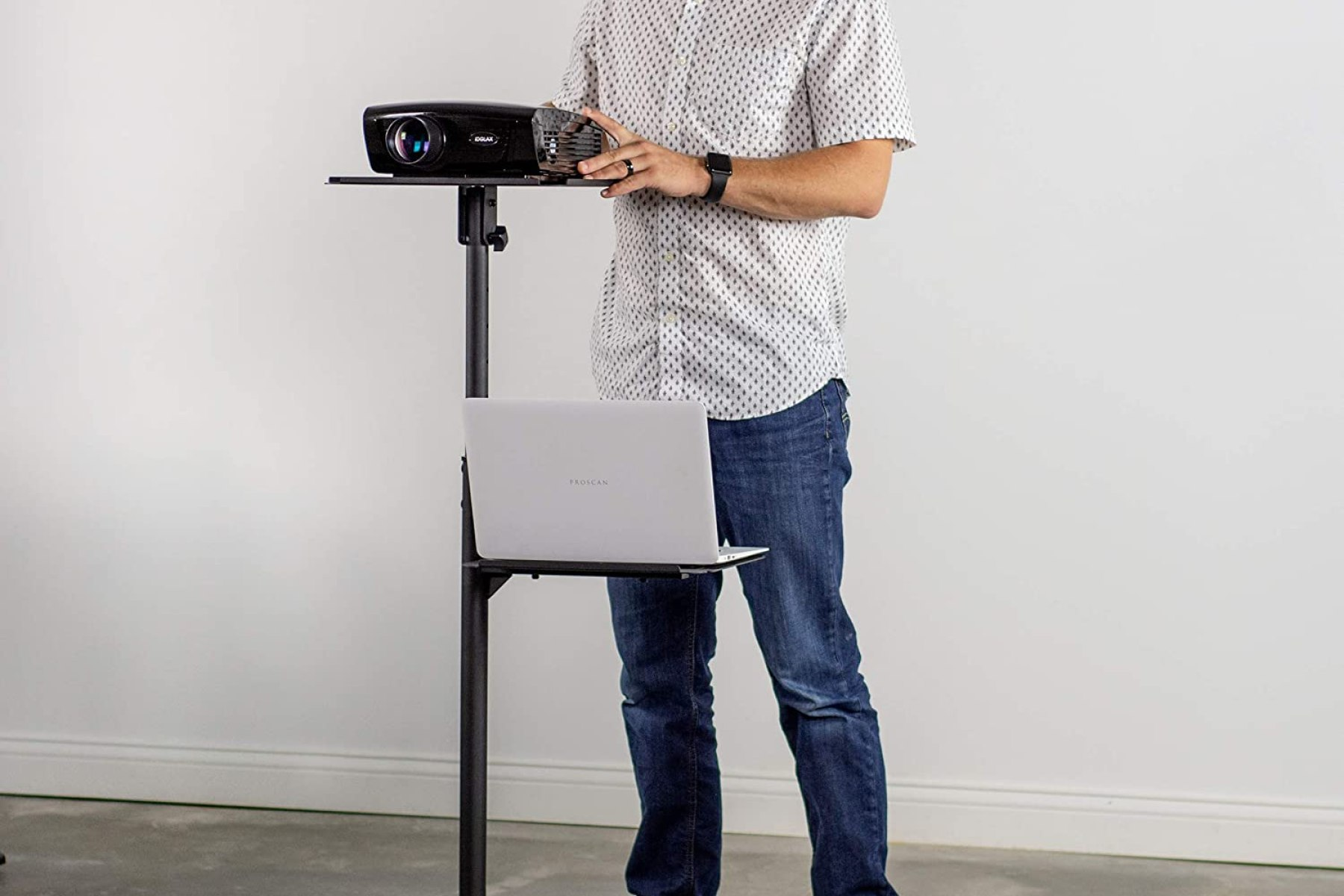 Best Laptop and Projector Stands 20 Large Size for ...