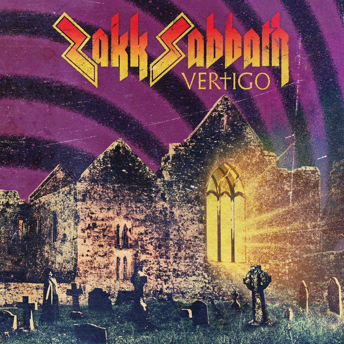 Vertigo Cover - Zakk Wylde