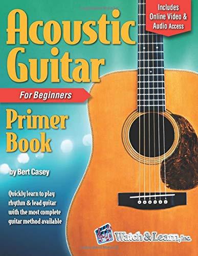 acoustic guitar primer beginners