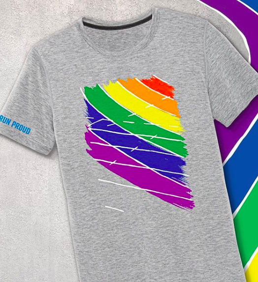 brooks running pride collection
