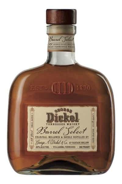 Tennessee whiskey george dickel