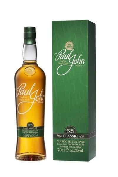 indian whisky paul john
