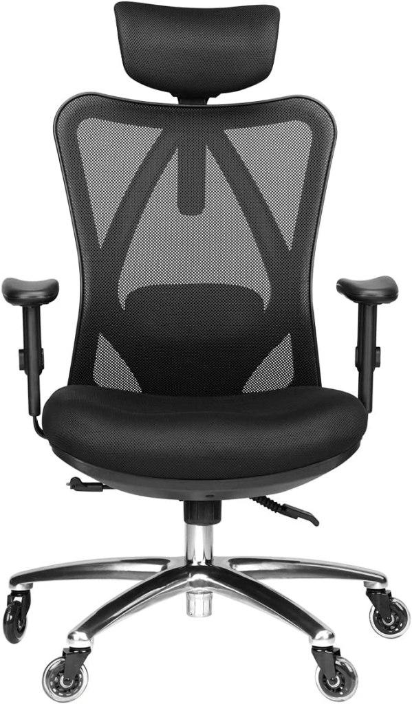 ergonomic adjustable office chair