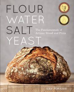 flour salt water yeast