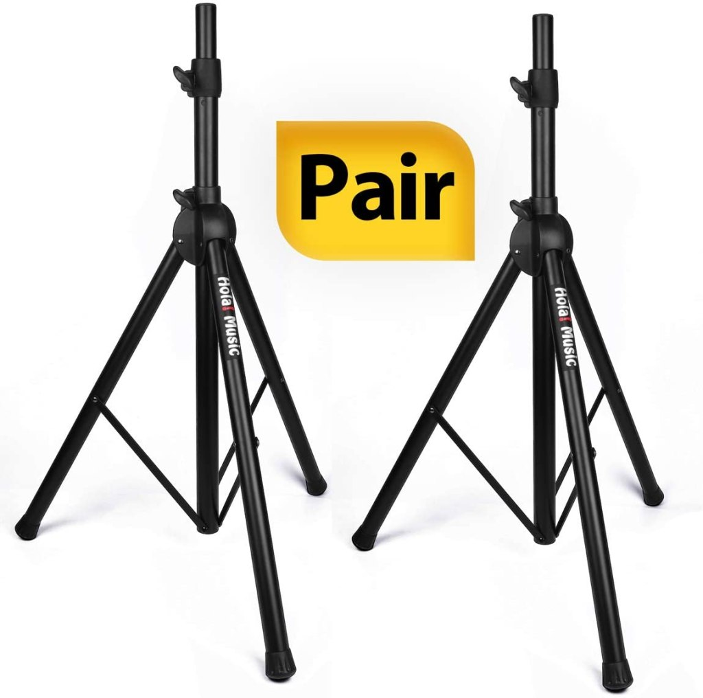 hola pa speaker stands pair