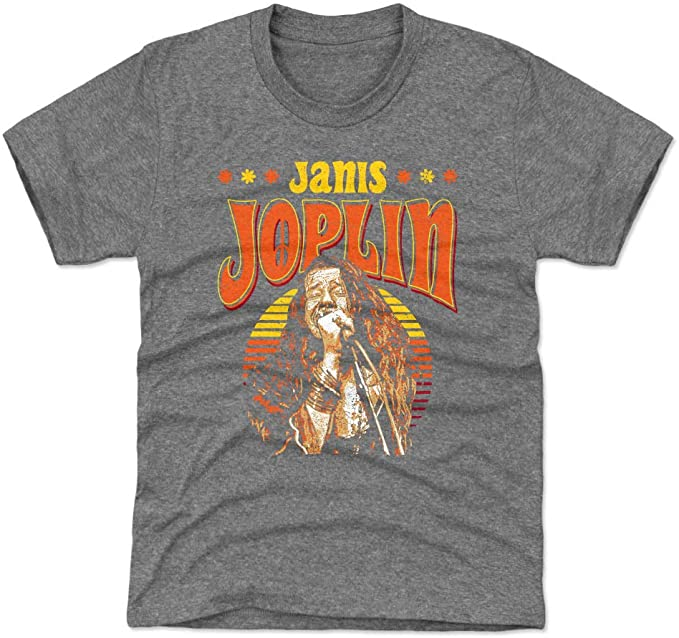 Best Kids Band Tees - Janis Joplin Kids Shirt