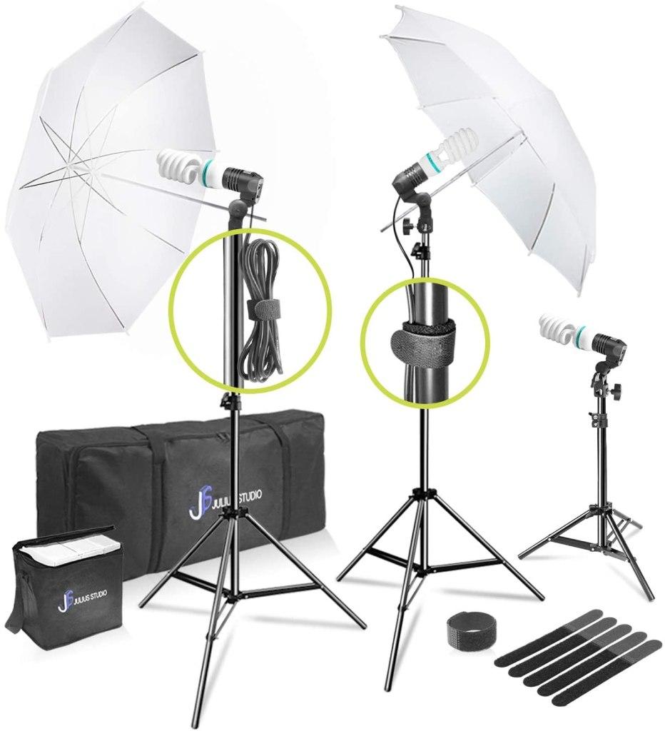 julius studio photography daylight umbrella