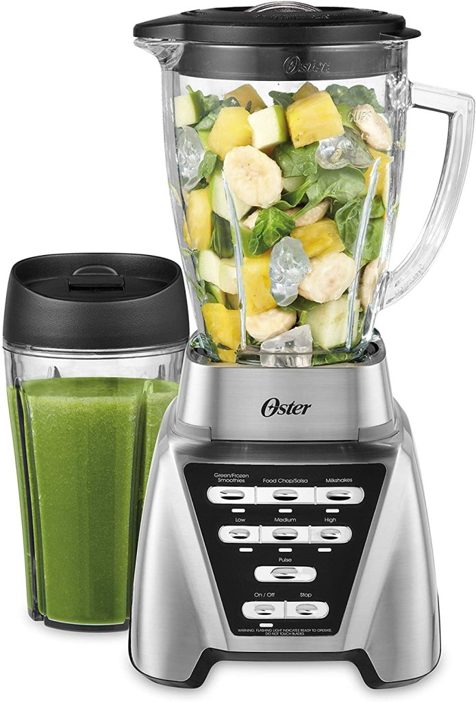 oster blender glass jar