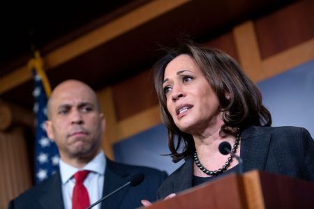 Sens Booker And Harris Rebut Rand Paul S Opposition To Lynching Bill Rolling Stone