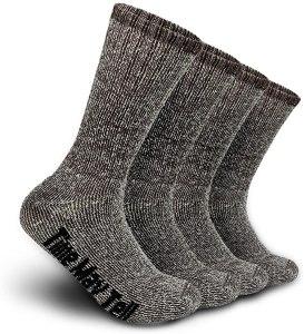time may tell merino socks