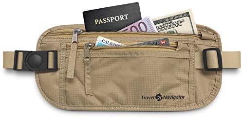 Best Money Belt for International Travel