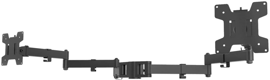 universal 3 tier monitor arm