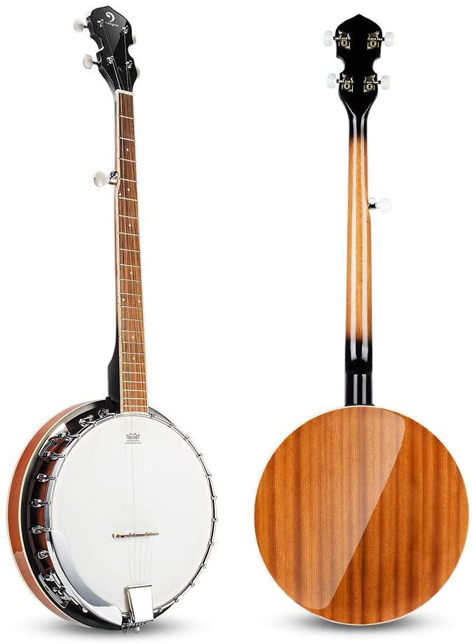 vangoa 5 string banjo