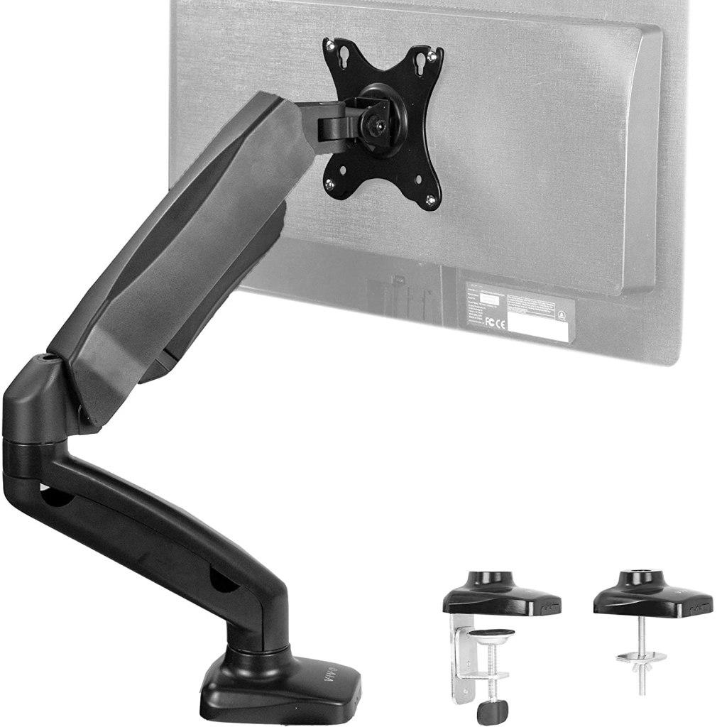 vivo height adjustable monitor arm