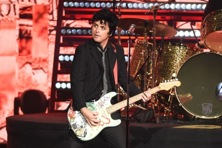 Green Day S Billie Joe Armstrong Cover John Lennon S Gimme Some Truth Rolling Stone