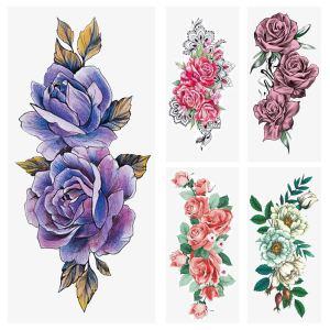 18 sheets temporary tattoos