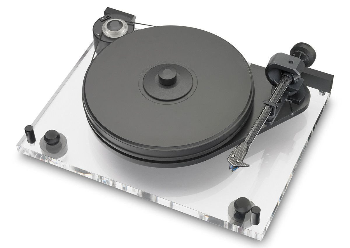 Pro-Ject 6Perspex DC SuperPack