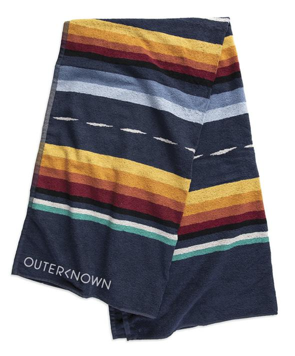 outerknown beach towel