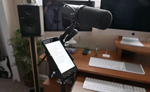 best smartphone mount mic stand