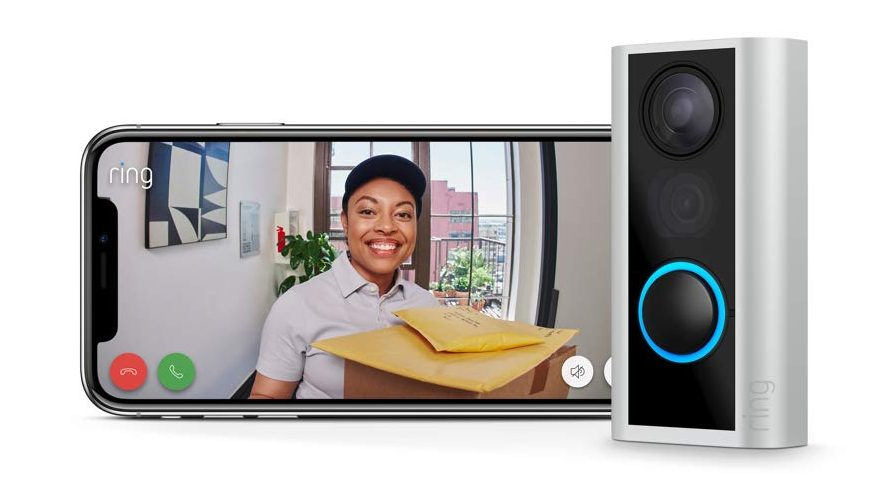 ring doorbell camera review
