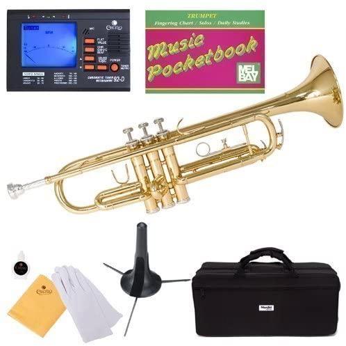 beginner trumpet mendini