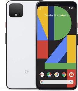 google smartphone pixel 4