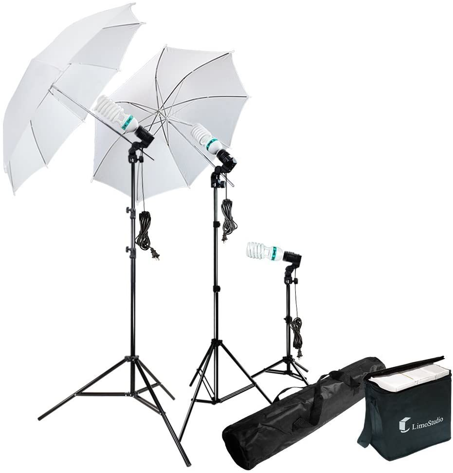 best continuous lighting kit photography