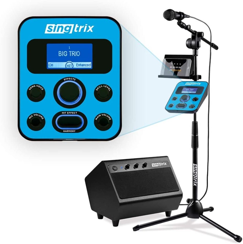 singtrix karaoke machine review