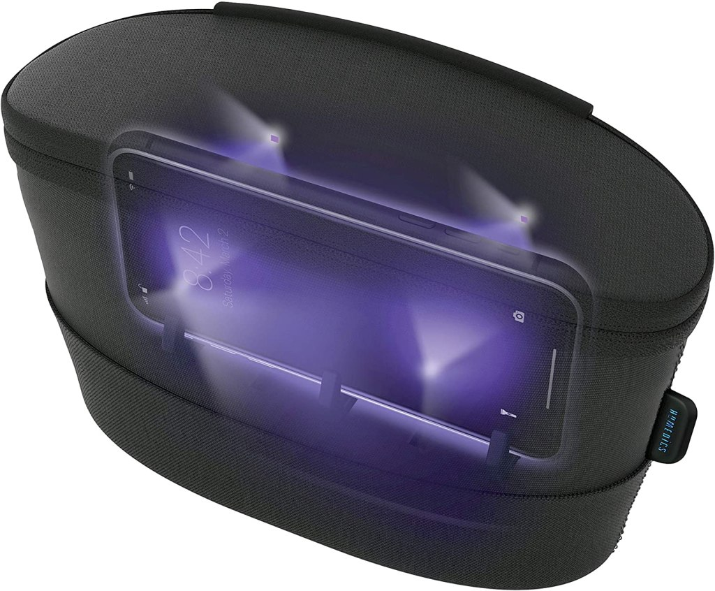 homedics UV clean sanitizer