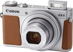 canon point and shoot g9