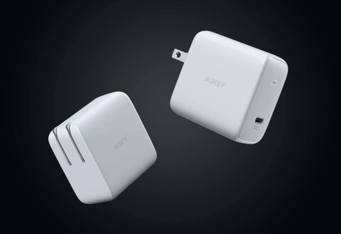 AUKEY Omnia USB C Charger