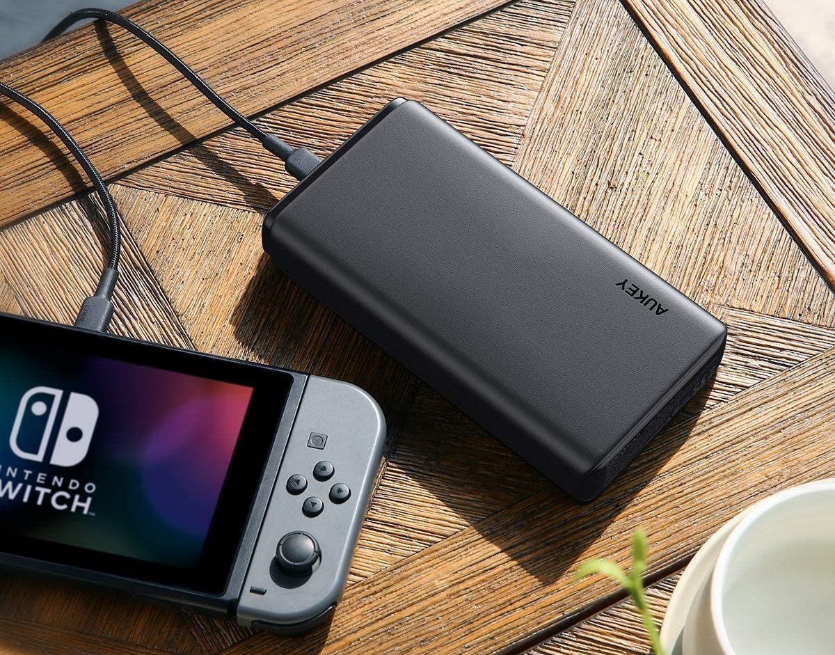 AUKEY USB C Power Bank