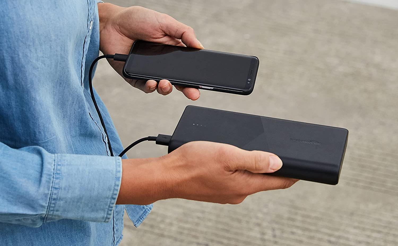Amazon Basics Ultra-Portable Power Bank