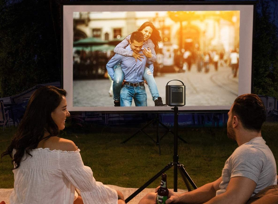 6 Essential Gadgets to Pull Off a Theater-Quality Outdoor Movie Night
