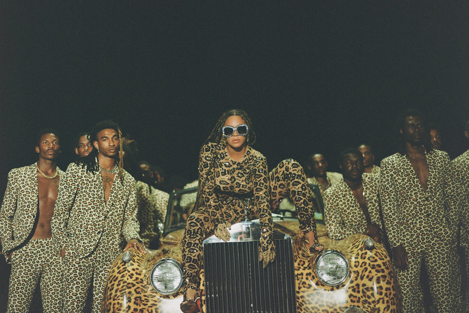 Beyonce's 'Black Is King': Unpacking the Elaborate New Visual Album -  Rolling Stone