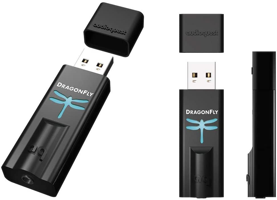 AudioQuest Dragonfly DAC