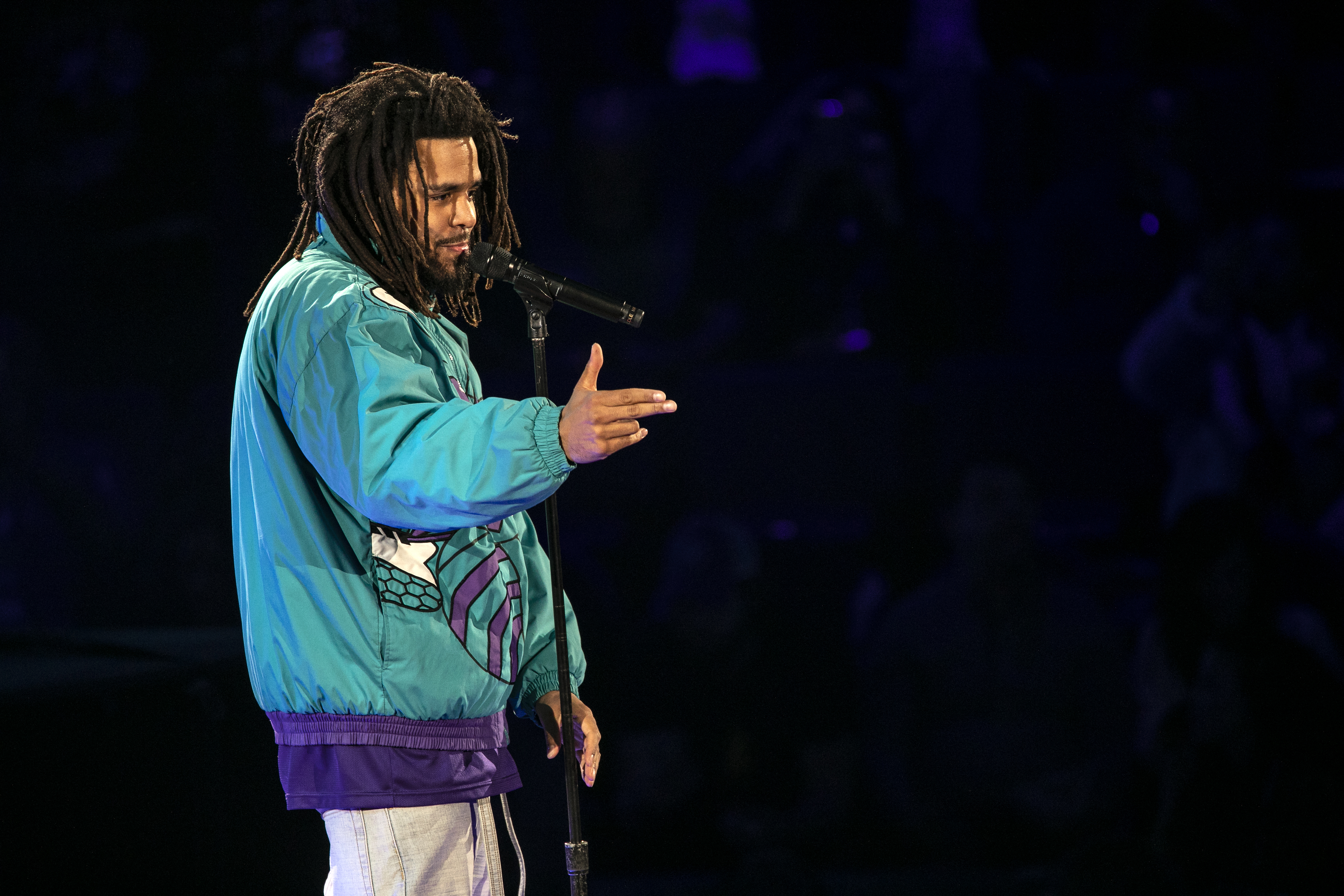 J. Cole Previews Upcoming 'The Fall Off' LP With Singles 'The Climb Back,' 'Lion King on Ice' - Rolling Stone