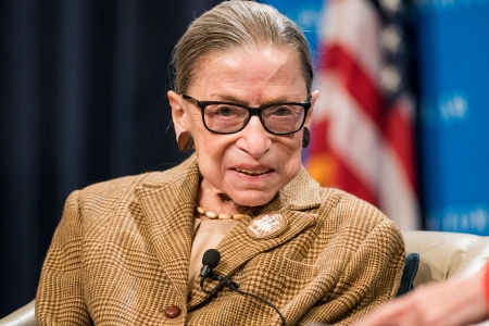 Ruth Bader Ginsburg Reveals Cancer Recurrence, Remain on Supreme Court -  Rolling Stone