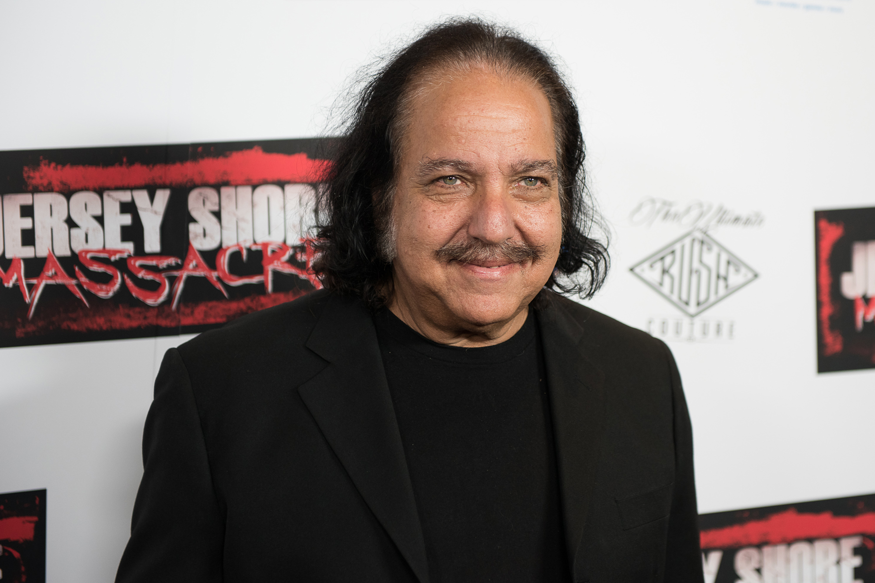 "Ron Jeremy attends the ""Jersey Shore Massacre"" New York Premiere at AMC Lincoln Square Theater on August 19, 2014 in New York City."