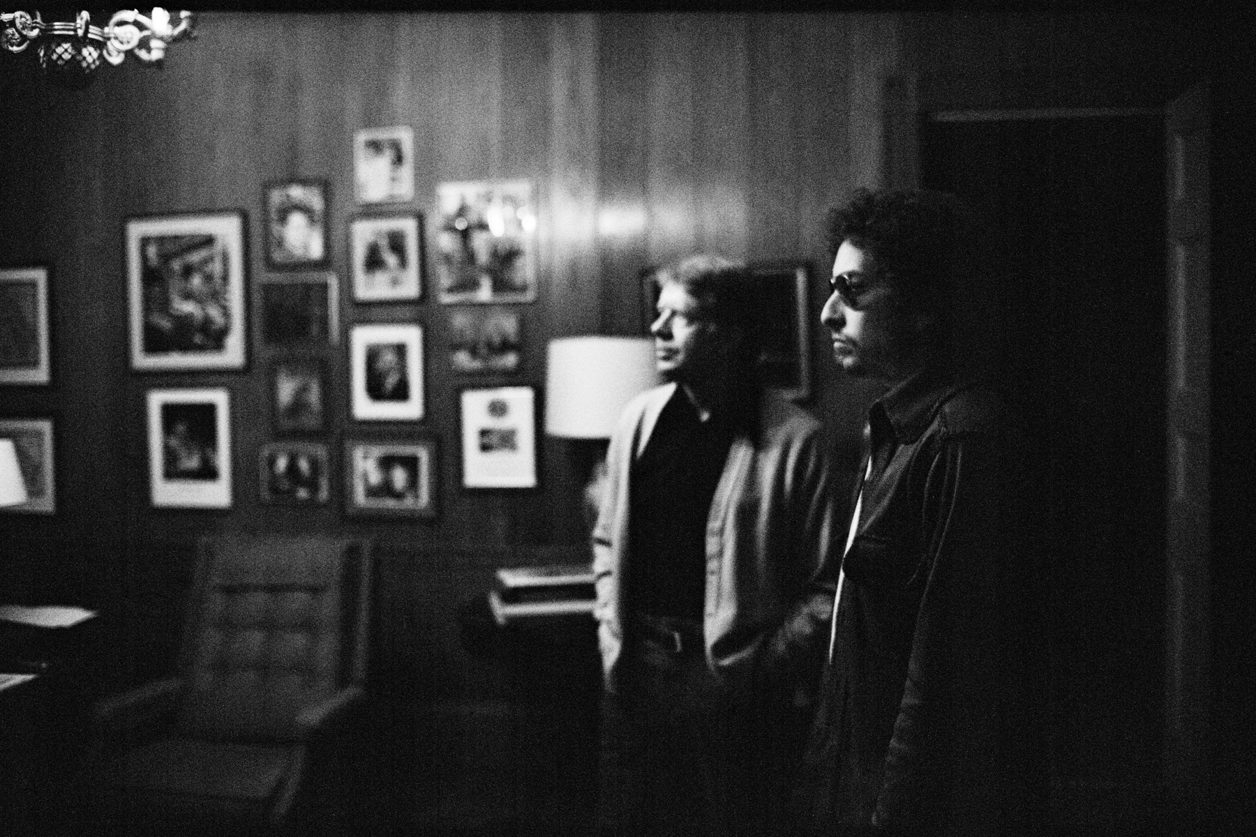Jimmy Carter and Bob Dylan
