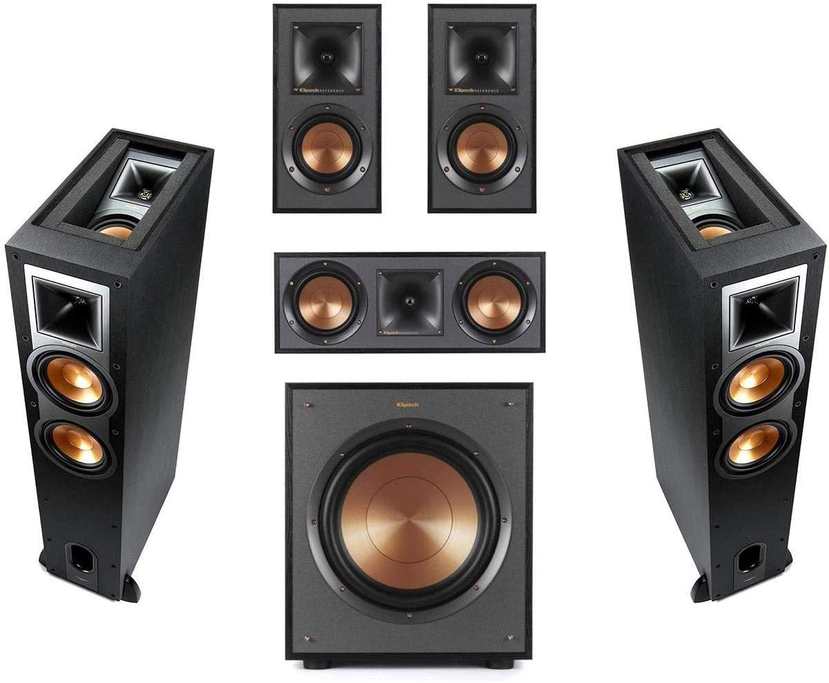 Klipsch 2 Pack R-26FA Dolby Atmos Speaker Bundle