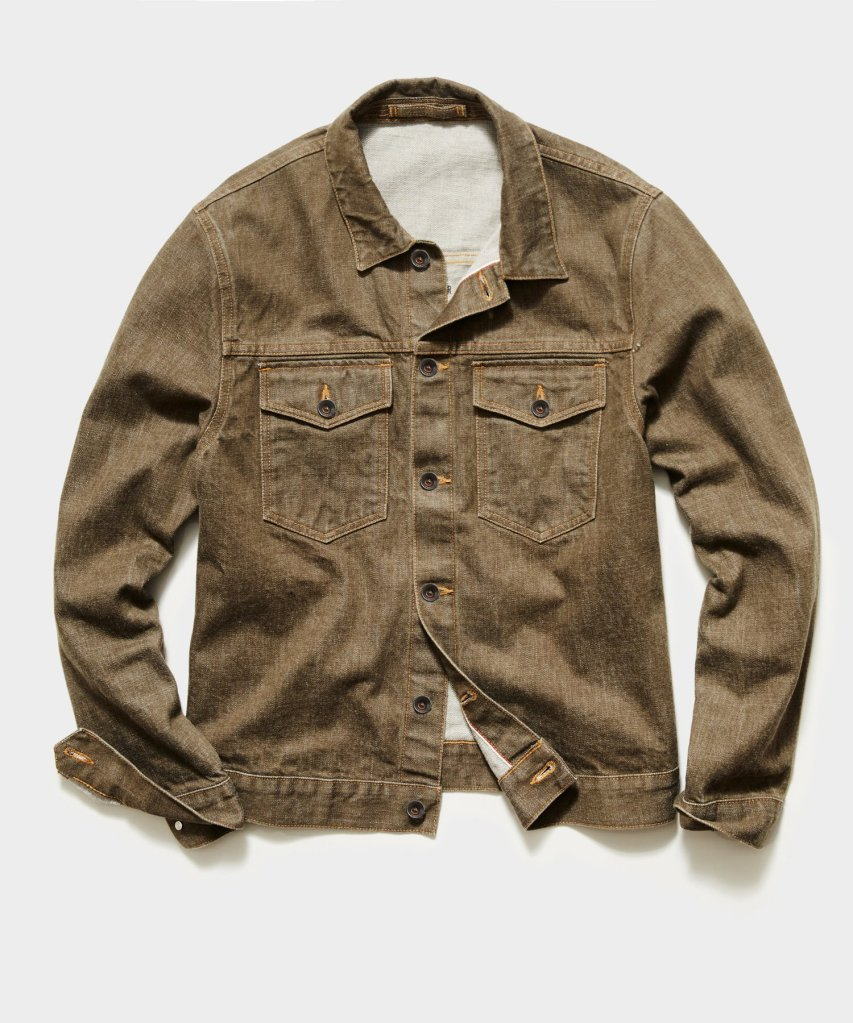 todd snyder legent bourbon jacket